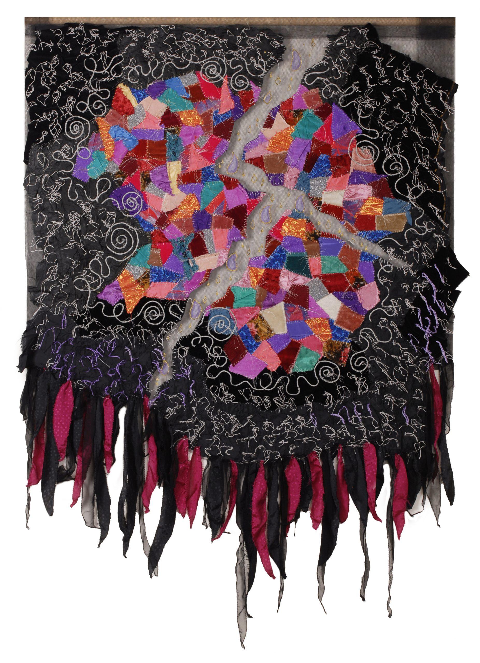 Broken Dreams (1994) 175cm H x 130cm W