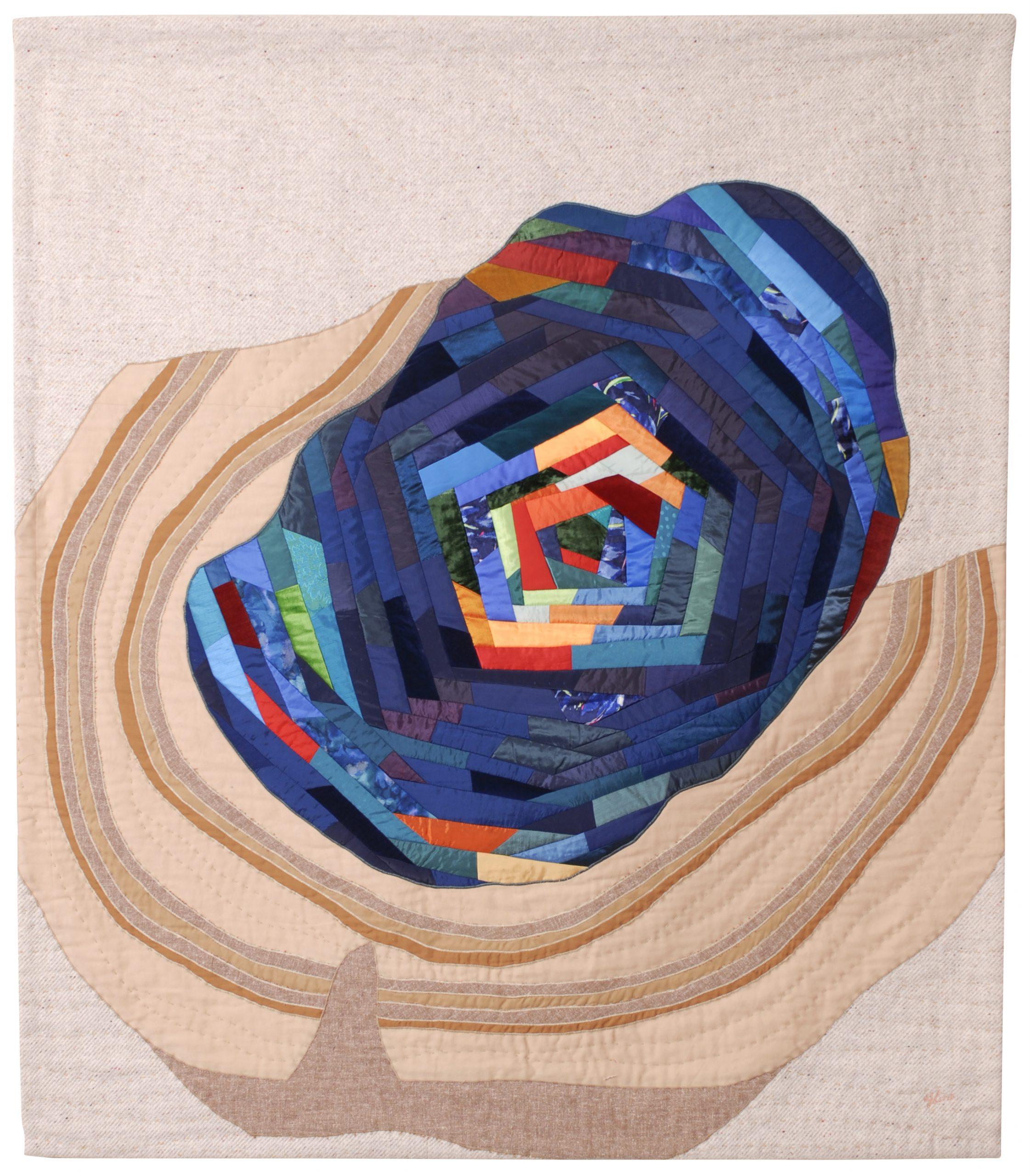 Boulders Opal 2 (1988) 128cm H x 156cm W